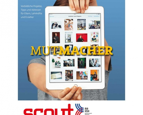 Mutmacher Cover Scout Magazin