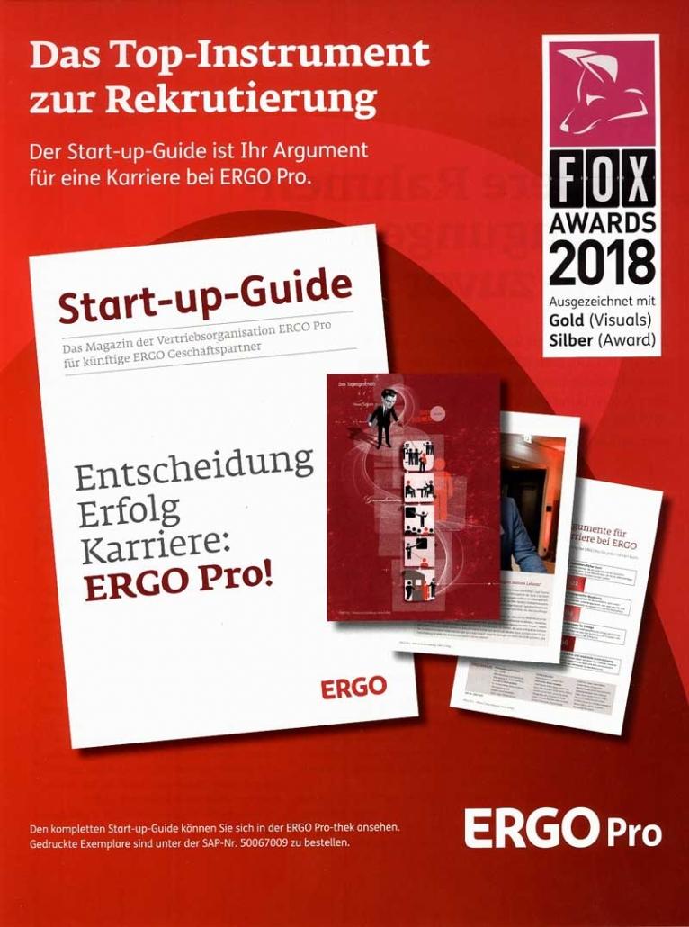 Anzeige ERGO pro