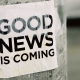 Good News is Coming by Jon Tyson / Unsplash